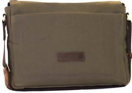 Молодежная вместительная сумка через плече из текстиля VATTO Mт33Hl5Kr450