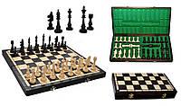 Настольные шахматы деревянные