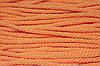 Канат декоративный акрил 8мм (50м) оранжевый