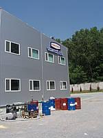 Напыляемый пенополиуретан. Утепление, термоизоляция, гидроизоляция овощехранилищ, складов, ангаров, жилых домо