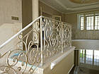 Кованая лестница для дома, фото 2