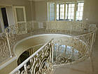 Кованая лестница для дома, фото 3