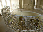 Кованая лестница для дома, фото 4