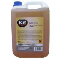 Очиститель двигателя K2 AKRA 5л