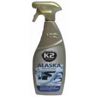 Размораживатель стекол K2 ALASKA MAX 700мл