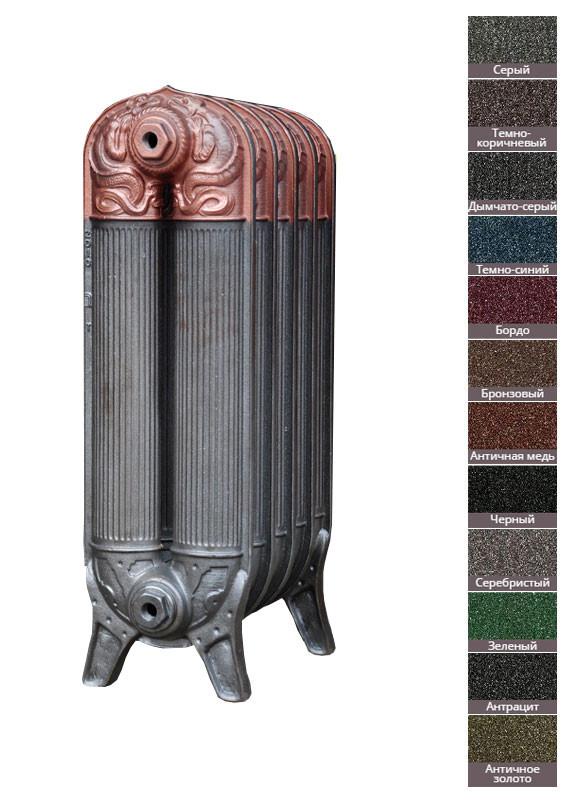 Чугунный радиатор BARTON RETROstyle