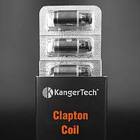 Сменный испаритель Kanger Subtank/Toptank/Nebox Clapton Coil (0.5 Ом)