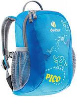 Рюкзак детский Deuter Pico turquoise (36043 3006)