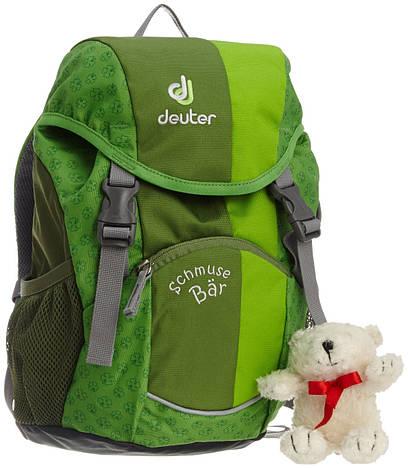 Рюкзак детский Deuter Schmusebar kiwi (36003 2004)