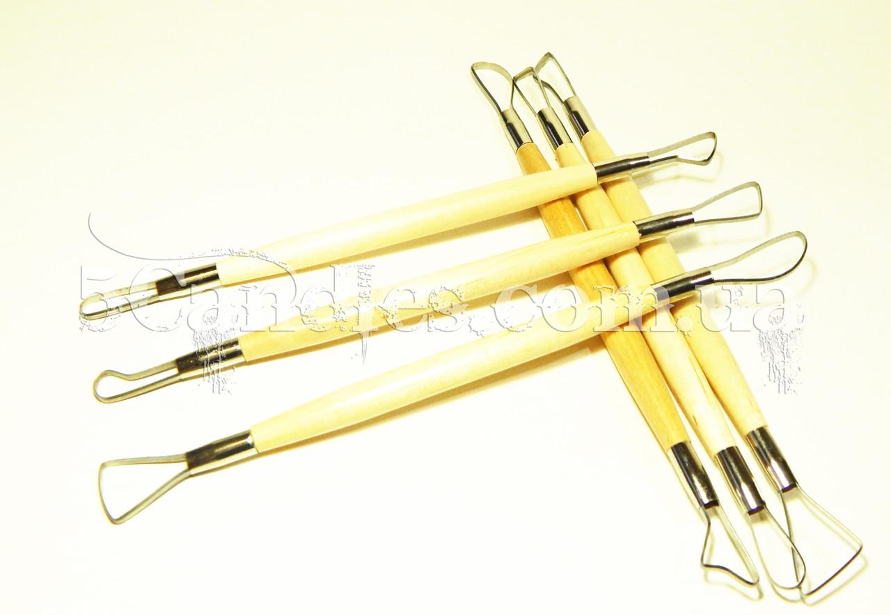Набор ножей для резных свечей (6 в 1)