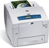 Революционно низкая стоимость цветной печати: цветная печать по цене монохромной. Инновационная твердочернильная технология. Xerox Phaser 8860