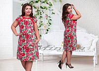 Платье лен нт0131, фото 1