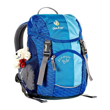 Рюкзак детский Deuter Schmusebar turquoise (36003 3006)