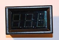 Цифровой LED вольтметр AC 75-300V красный