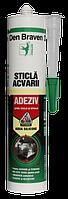 Водостойкий силиконовый аквариумный герметик Den Braven Aqua-Silicon 280 мл