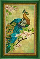 Набор для вышивания бисером. Райская птица Б-748