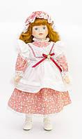Фарфоровая кукла LOUISA, 40 см, фарфор, Classique Collection