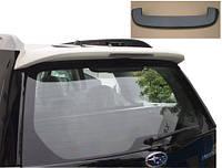 Спойлер на заднюю дверь Subaru Forester 08-12