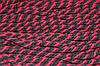 Канат декоративный акрил 8мм (50м) черный+красный