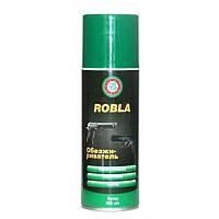 Обезжириватель (средство для снятия смазки с металлических поверхностей) Ballistol (баллистол) Robla 200 мл