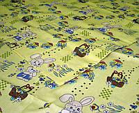 Комплект постельный детский малютка хлопок (нав. 60*60)