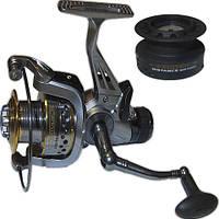 Рыболовная  катушка с байтраннером XuanQi CENTURION DP 50 9+1п