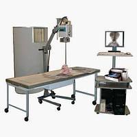 Цифровой рентгенографический комплекс для ветеринарии типа Вател 1