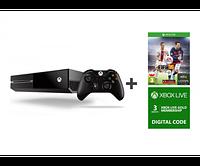 Игровая консоль Microsoft Xbox ONE 500 GB +FIFA 16