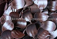 Посыпки из шоколада — Листья темные