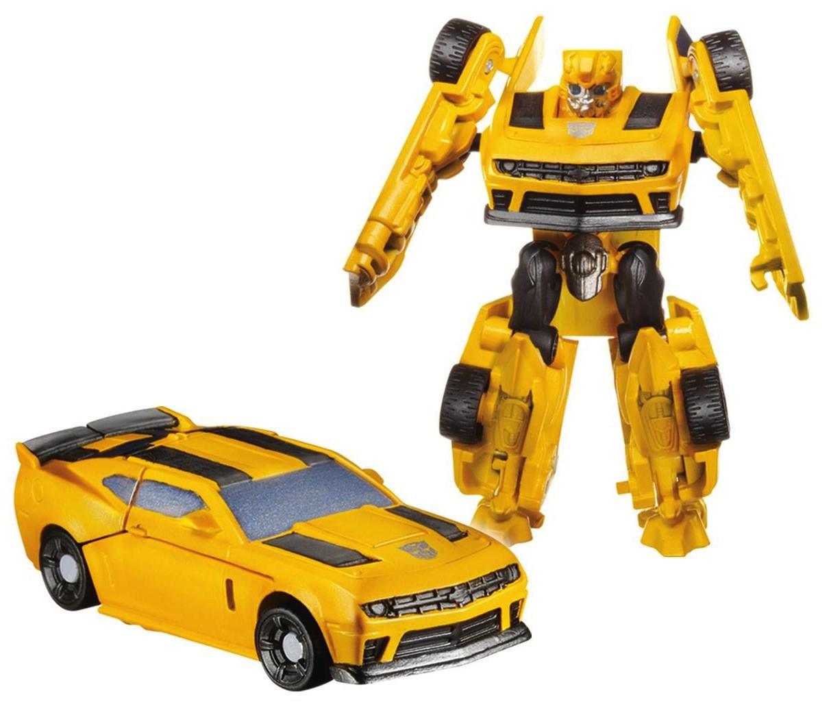Автобот Бамблбии - Bumblebee, TF3, Legion Class, Hasbro