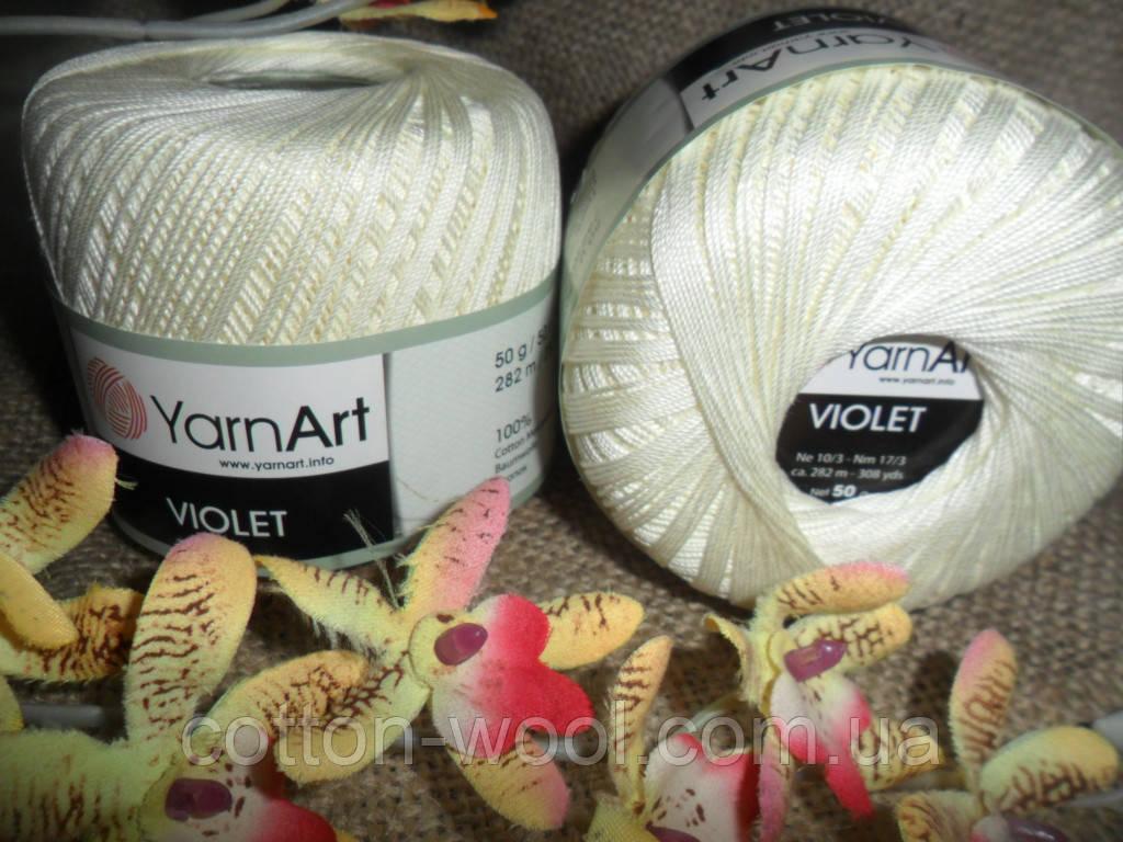 Violet (Виолет) 100% хлопок 0326 шампань