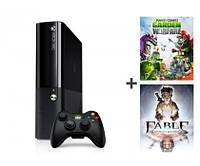 Игровая консоль Microsoft Xbox 360 500GB +Fable +P.vs Z.