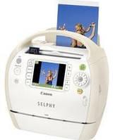 Первый компактный фотопринтер с голосовым руководством. Новая модель SELPHY ES40.