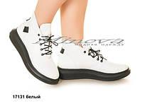 Женские ботинки короткие