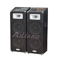 Профессиональные колонки Ailiang 2120, музыкальные мощные колонки, акустические колонки ailiang