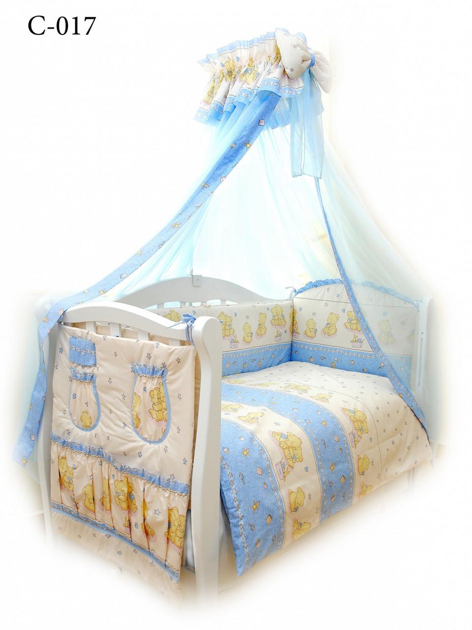 Детская постель Twins Comfort C-017 - Интернет-магазин детских колясок Verdi, Broco, Roan в Киеве