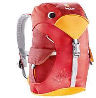 Рюкзак детский Deuter Kikki fire/cranberry (36093 5520)