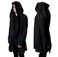 Мантия мужская черная под заказ от производителя