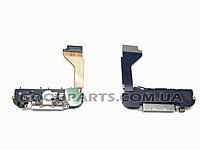 Разъем зарядки для iPhone 4 Charge (полный комплект) белый high copy