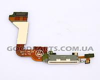 Разъем зарядки для iPhone 4 Charge белый high copy