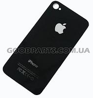 Корпус для iPhone 4S (8, 16, 32, 64 Gb) черный high copy
