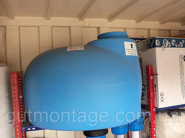 Пищевая Емкость для воды SOV1-500. Telcom Италия. Пищевой пластик. Гарантия 5 лет.