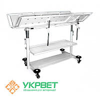 Стол операционный ветеринарный СОВ – 3