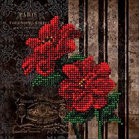 Набор для вышивания бисером Цветы 6. КИТ 60116