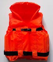 Спасательный жилет детский, оранжевый