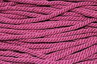 Канат декоративный акрил 8мм (50м) т. розовый, фото 1