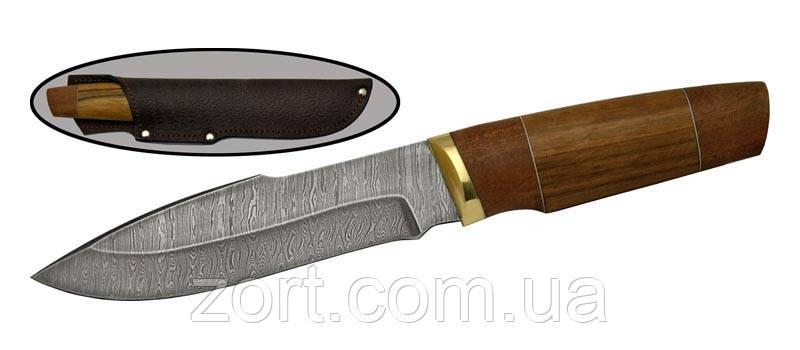 Нож с фиксированным клинком Койот