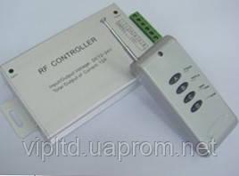 RGB контроллер 12A RF 144Вт 12В (4 кнопки) Ledex Premium
