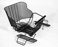 """Сиденье для перевозки детей """"черное"""""""