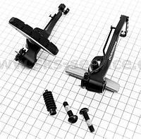 Тормоз V-brake 105мм к-кт, черный ALIVIO BR-M431